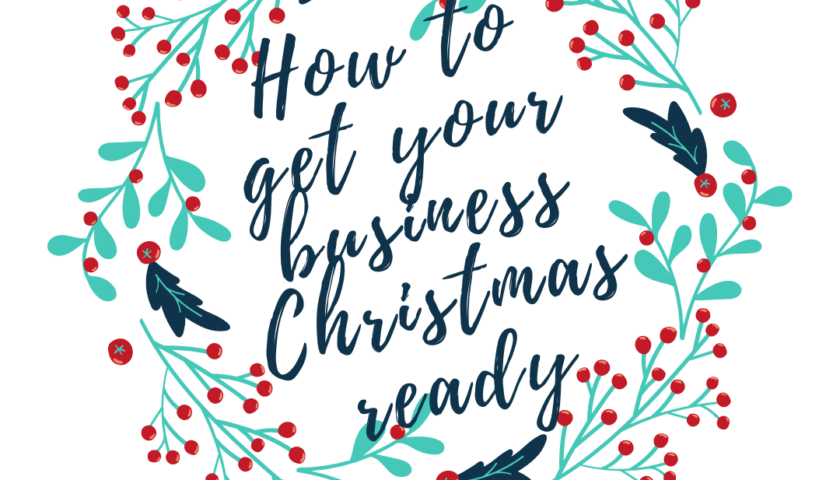 The two ways to ensure that your business enjoys a merry Christmas '21